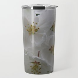 White Spring Travel Mug