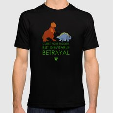 firefly betrayal MEDIUM Mens Fitted Tee Black