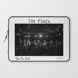 Birds in the Boneyard, Print 10: The Flock Laptop Sleeve