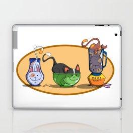 Cats In Stuff Laptop & iPad Skin