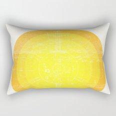 Sun I Rectangular Pillow