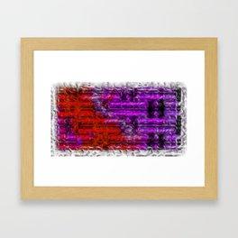 Bedlam 03 80 Framed Art Print