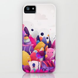 Home for Imaginary Friends iPhone Case