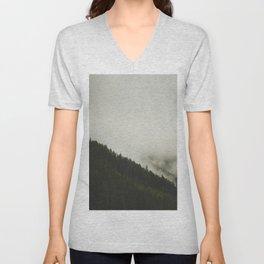 Evergreen Mist Unisex V-Neck