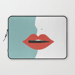Bite the bullet Laptop Sleeve