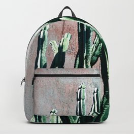 Green Cactos 5 Backpack