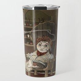 A Merrier World Travel Mug