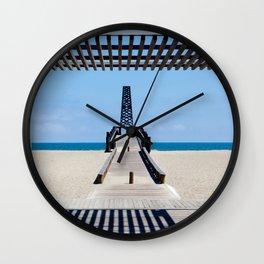 Ponton Wall Clock