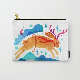 The Jackalopes Carry-All Pouch