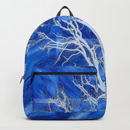 and the seed became tree Backpack