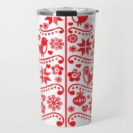 arvore de natal Travel Mug