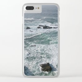 Northern California Clear iPhone Case