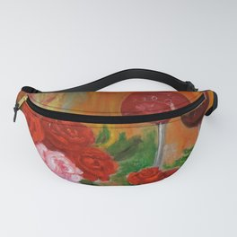 Wine for Two Fanny Pack