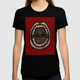 Big Mouth (Red) T-shirt