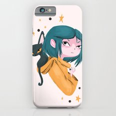 Twitchy, Witchy Girl Slim Case iPhone 6