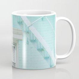 Blue in NYC #2 Coffee Mug