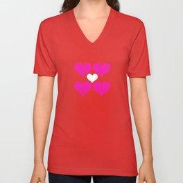 My heart Unisex V-Neck