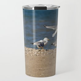 Landing | Seagull Photography Travel Mug
