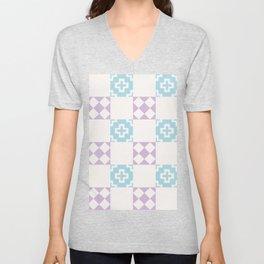 Simple Dream Pattern Unisex V-Neck