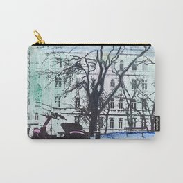 Urban Life collage Carry-All Pouch