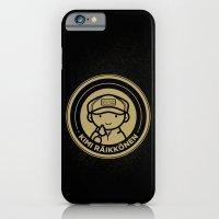 Chibi Kimi Raikkonen - Lotus F1 Team iPhone 6s Slim Case