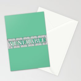 Venerable Stationery Cards