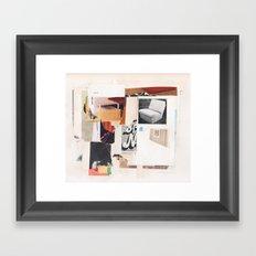 Karl Marx Platz Framed Art Print