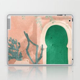 Green Door Laptop & iPad Skin