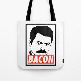 Swanson bacon Tote Bag