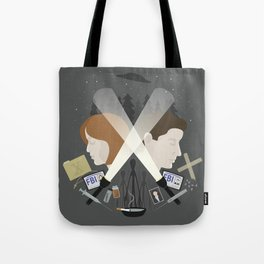 The Light in Dark Places Tote Bag
