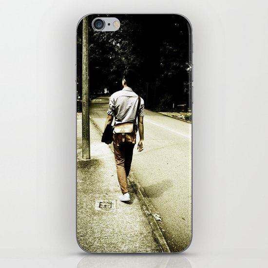 His and Her Journey iPhone & iPod Skin