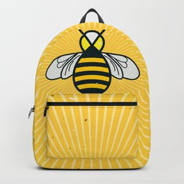 Don t worry – Bee happy – A Hell Songbook Edition Backpack