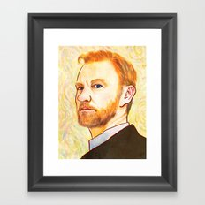 Vincent Van Gatiss Framed Art Print
