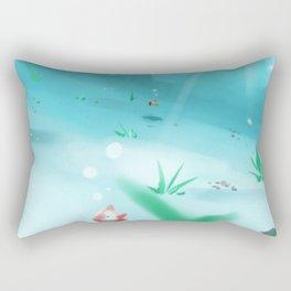 The Oatmeal Deep Rectangular Pillow