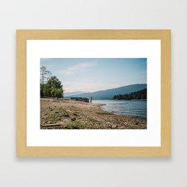 Marine Park Framed Art Print