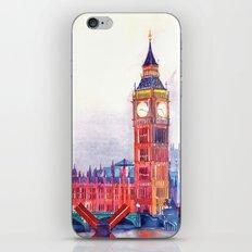 Sunset in London iPhone & iPod Skin