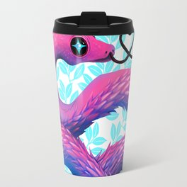 Cotton Candy Snake Travel Mug