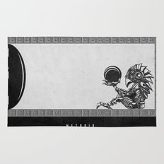 Metroid - The Chozo Geek Line Artly Rug