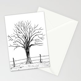 Ingenuity in Ranching Stationery Cards