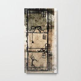 jojo Metal Print