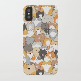 Cats, Kitties and a Spy iPhone Case
