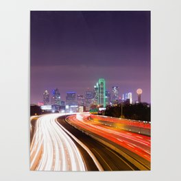 The Road to Dallas Poster