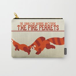 The Fire Ferrets Carry-All Pouch