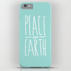Peace on Earth iPhone 6s Plus Slim Case