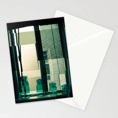 Window Cubism. Stationery Cards