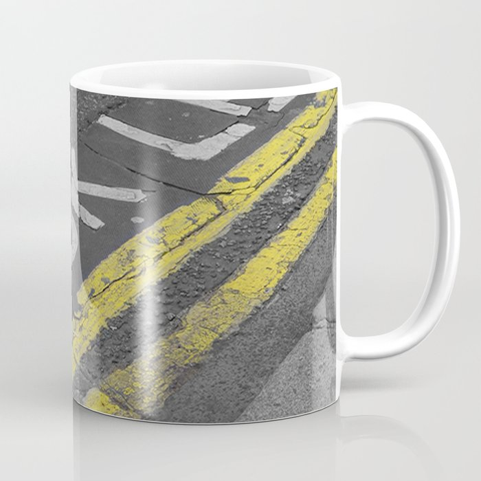 Look left Coffee Mug