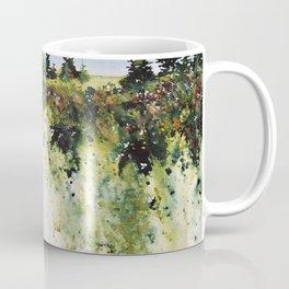 along Sainte Mary's Bay, Nova Scotia Coffee Mug