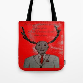 Will's Wendigo Tote Bag