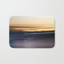 Sunset Sweep Bath Mat