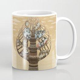 Owl Hotel Coffee Mug
